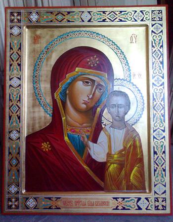 kazanskaya ikona