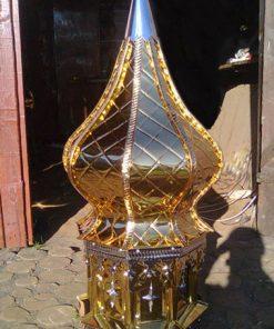Купол из нитрид титана шашка