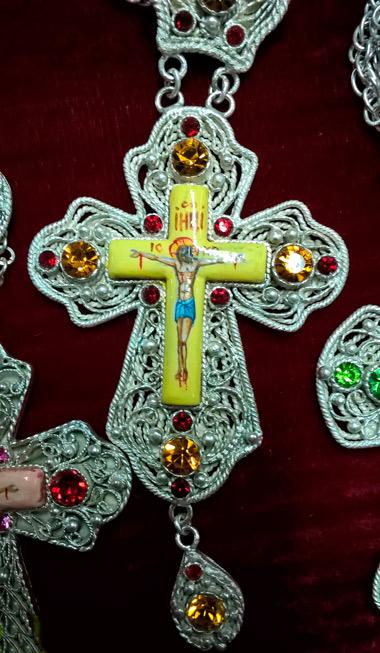 Наградные кресты для священнослужителей