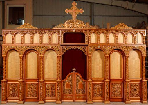 Православный иконостас для храма