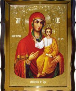 Икона Смоленская Богородицы