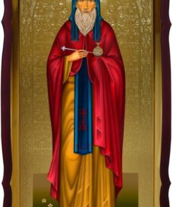 Икона Св. Агапит Печерский