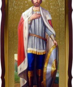 Св. Александр Невский икона в храм