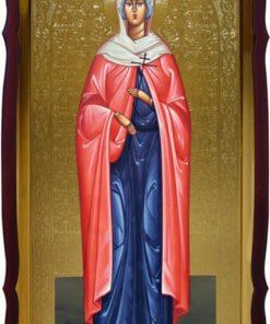 Икона Святая Александра храмовая