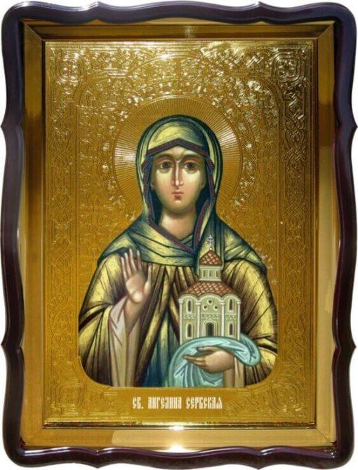 Икона Святой Ангелины Сербской