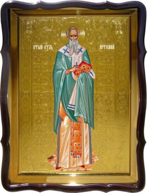 Икона Святого Артемия для храма
