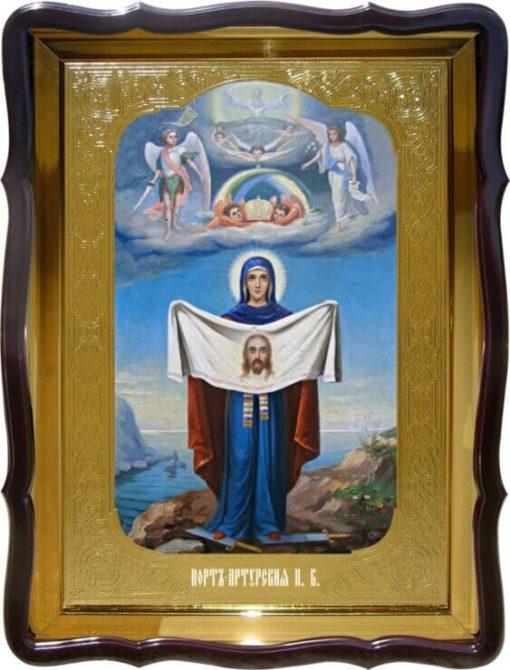 Икона Порт-Артурская Божией Матери