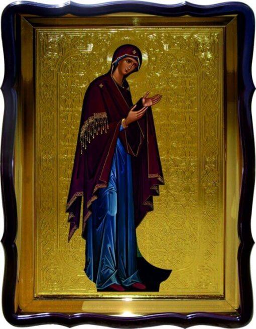 Икона Пресвятая Богородица Деисус