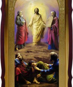 Икона храмовая Преображение Господне