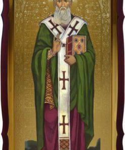 Икона ростовая Св. Григорий Богослов