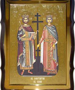 Икона Св. Константин и Св. Елена