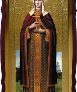 Заказать икону Св. Людмилы