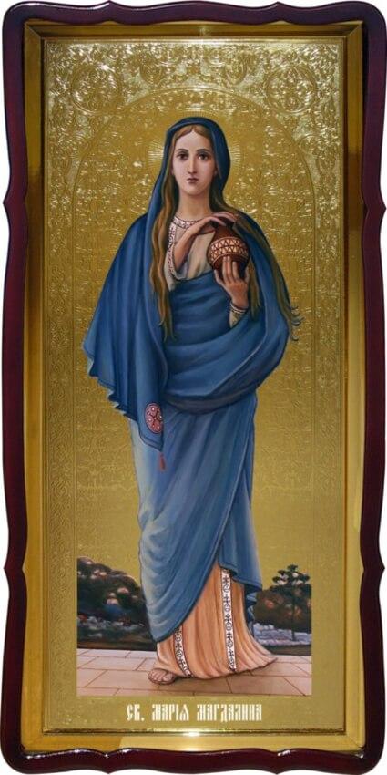 Икона храмовая Св. Мария Магдалина