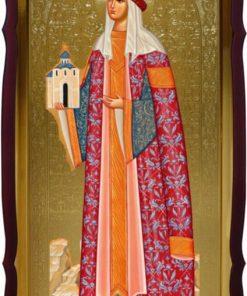 Икона в храм Святая Ольга