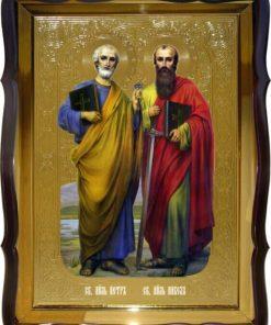 Икона Св. Петр и Св. Павел