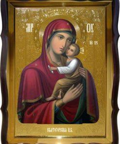 Святогорская Пресвятая Богородица икона