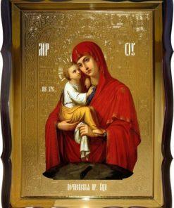 Почаевская Пресвятая Богородица икона