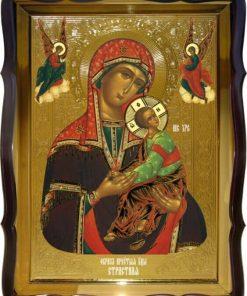 Икона Страстная Пресвятой Богородицы