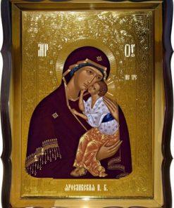 Икона Ярославская Пресвятая  Богородица