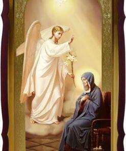 Икона Благовещение Пр. Богородицы