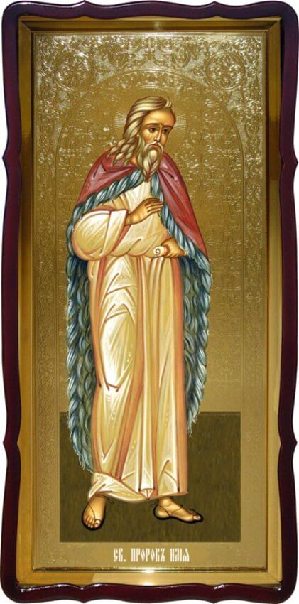 Икона храмовая Св. Пророк Илья