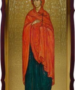 Икона храмовая Св. Валентина
