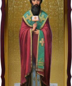 Св. Василий Великий икона ростовая