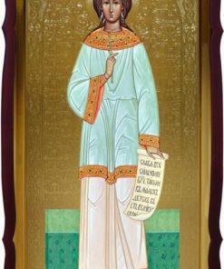 Икона ростовая Святой Василисы