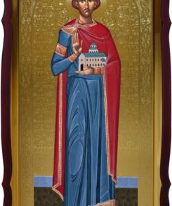 Икона Святой Владислав Сербский