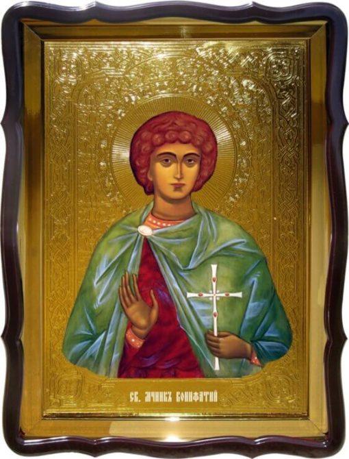 Икона Св. Вонифатий для церкви