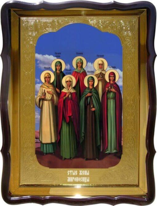 Икона церковная Св. Жены Мироносицы