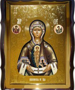 Икона пресвятая Богородица Албазинская