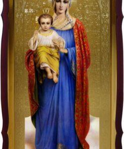 Пресвятая Богородица благодатное небо