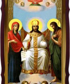 Икона Иисус Христос царь славы