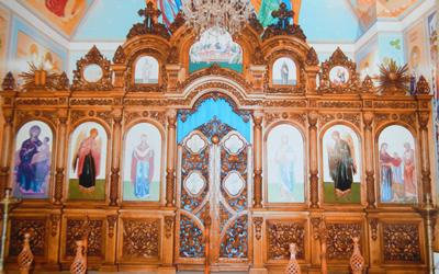 Древние иконостасы и Византийский стиль
