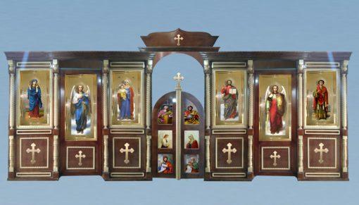 Православный иконостас под заказ