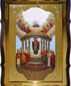 Киевской похвалы Пресвятой Богородицы