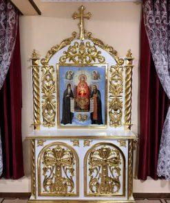 Покупайте киот для иконы церковной