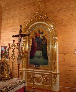 Киоты для икон церковных на заказ