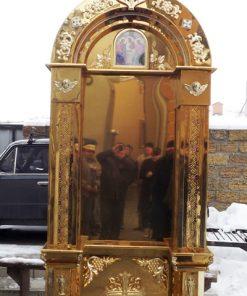 Киоты для икон купить в церковной лавке
