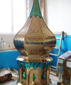 Купола церквей из булата купить