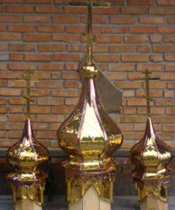 Купола православных храмов купить