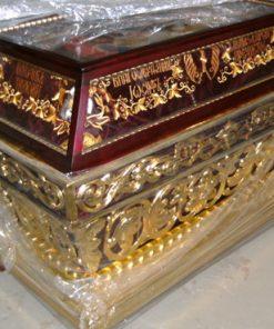 Малая гробница с позолотой