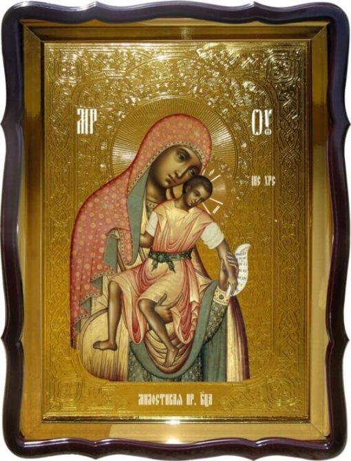 Икона Божьей Матери милостивая