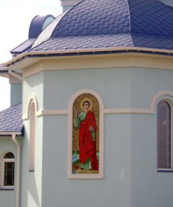 Иконы из мозаики для храмов