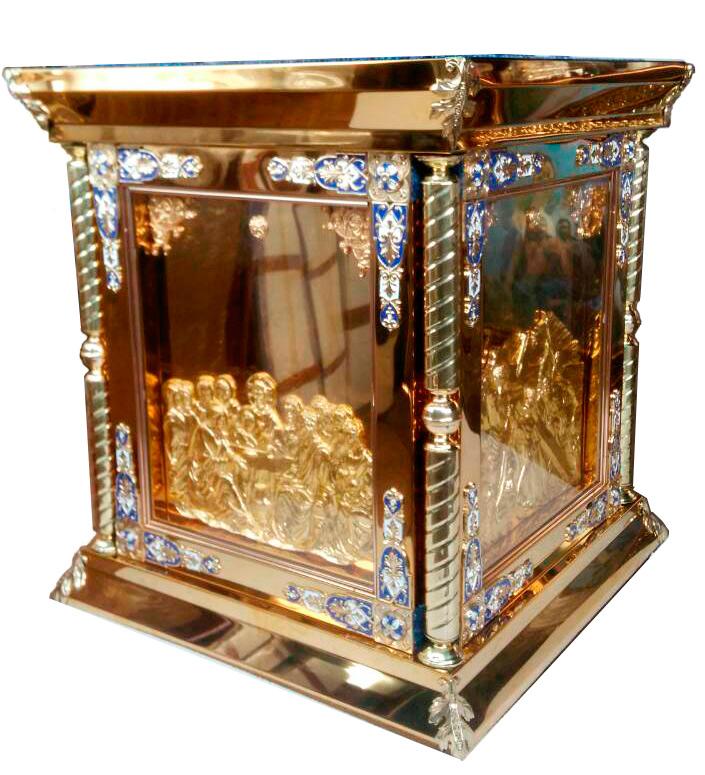 Купить облачение на престол с литьем
