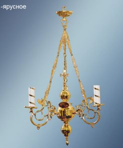Паникадила для храма на три свечки