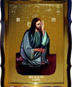 Икона плач Иисуса об абортах