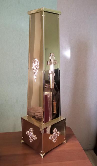 Подставка под крест или икону