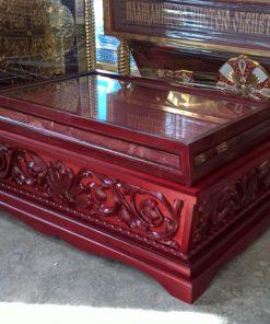 Церковная гробница рака малая резная